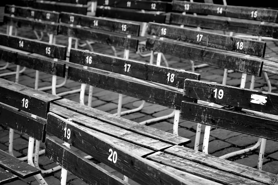 Reihe 7 Platz 15