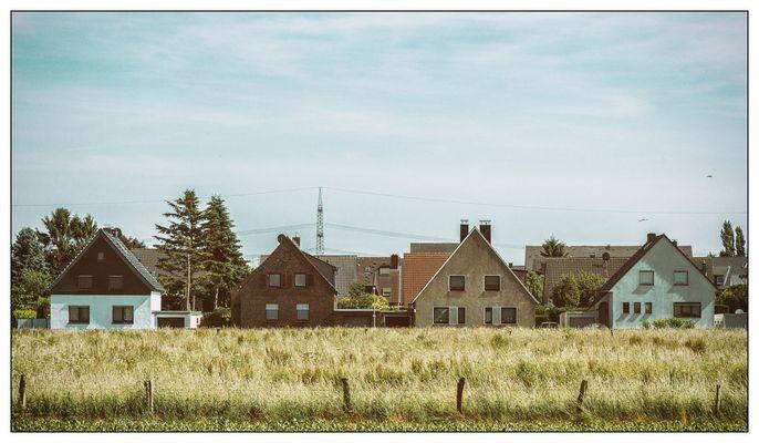 Reihen-Häuser