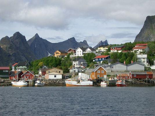 Reine auf den Lofoten - Norwegen