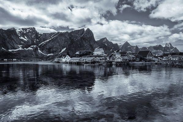 Reine. Islas Lofoten