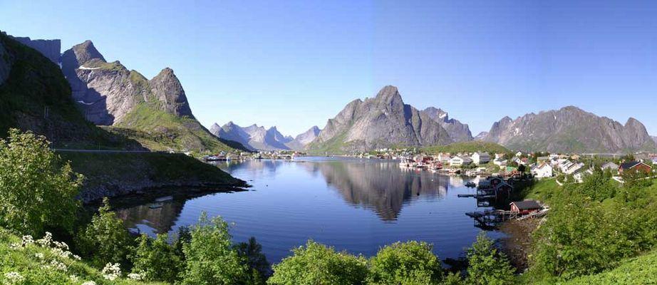 Reine / Lofoten / Norwegen