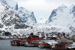 Reine West- Lofoten