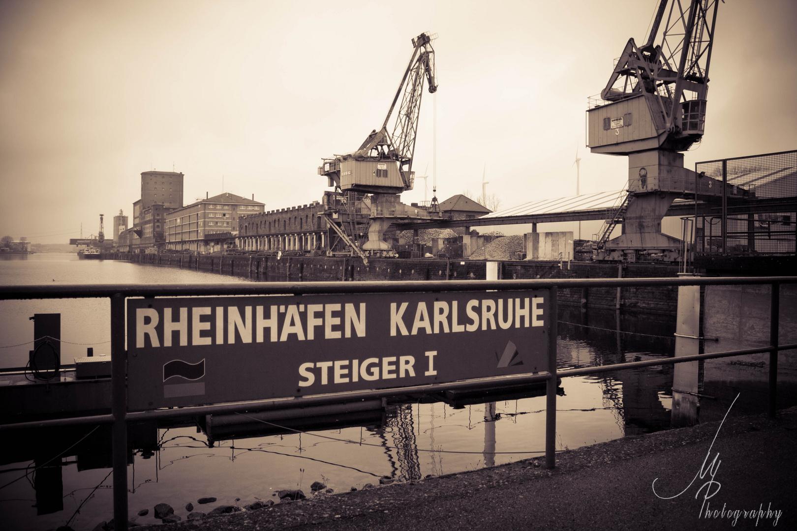 Reinhafen Karlsruhe