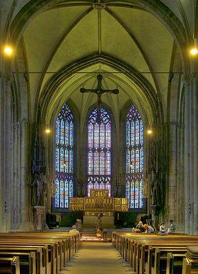 Reinoldi Kirche in Dortmund