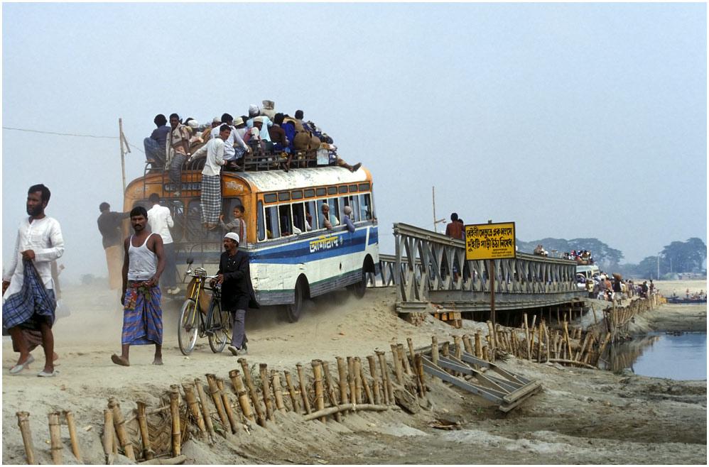 Reise nach Mymensingh