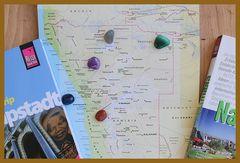 REISE  Namibia + Kapstadt+TEXT Stand 2011+2017