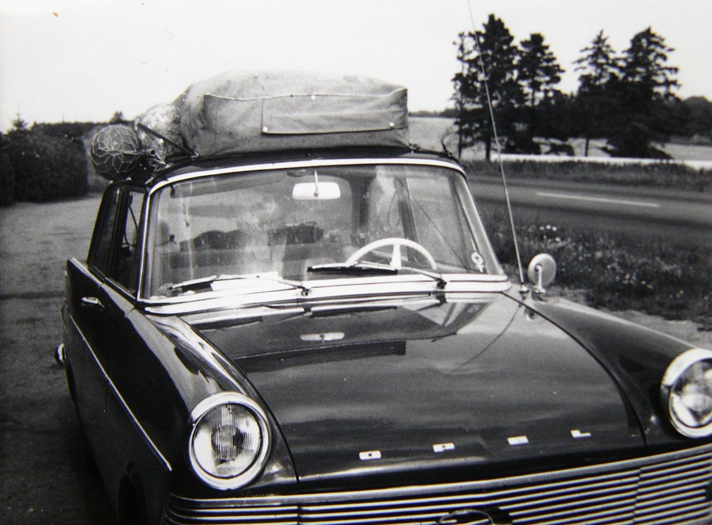 Reise, Reise... Reisegepäck 1964
