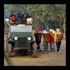"""Reisebericht:  <Nord Myanmar> 07- Teil 1 """"Die klassischen Destinationen, für mich kein Thema mehr"""""""