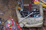 """Reisebericht: <Nord Myanmar> 07- Teil 31 """"Die Werkzeugkiste"""""""