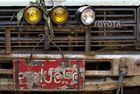 """Reisebericht: <Nord Myanmar> 07- Teil 33 """"Unser Toyota"""""""