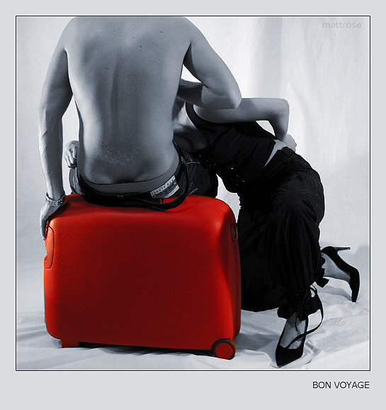 Reisen ist tödlich ...