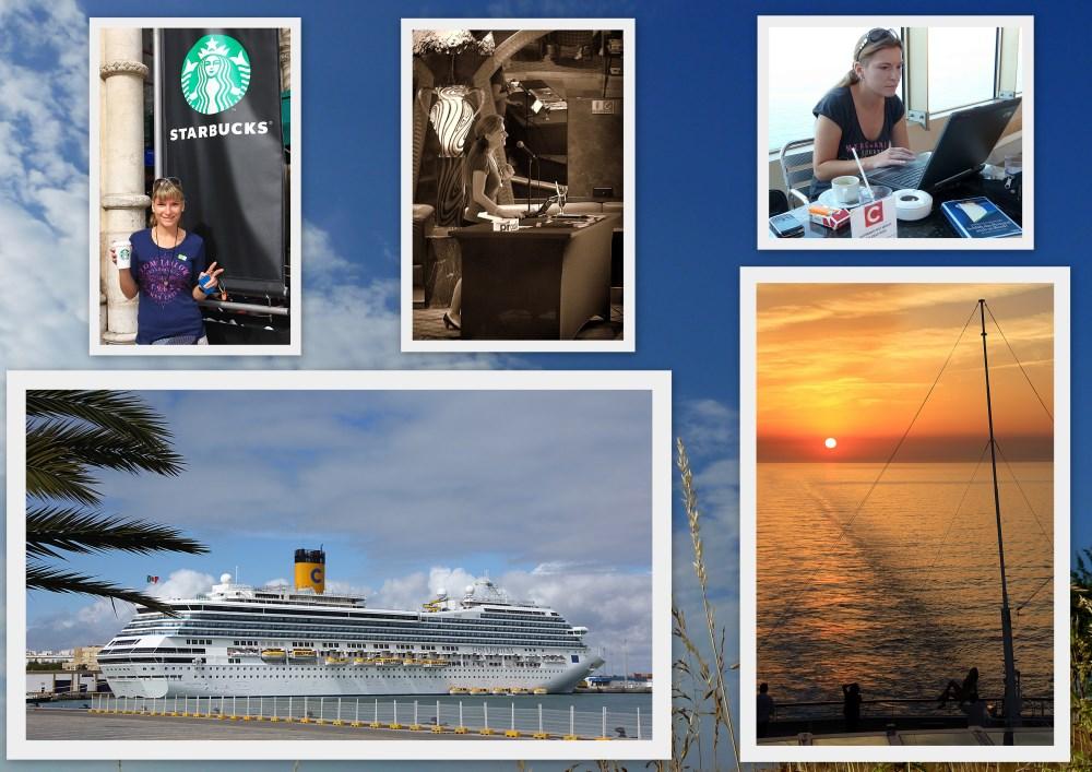 Reisen und Arbeiten