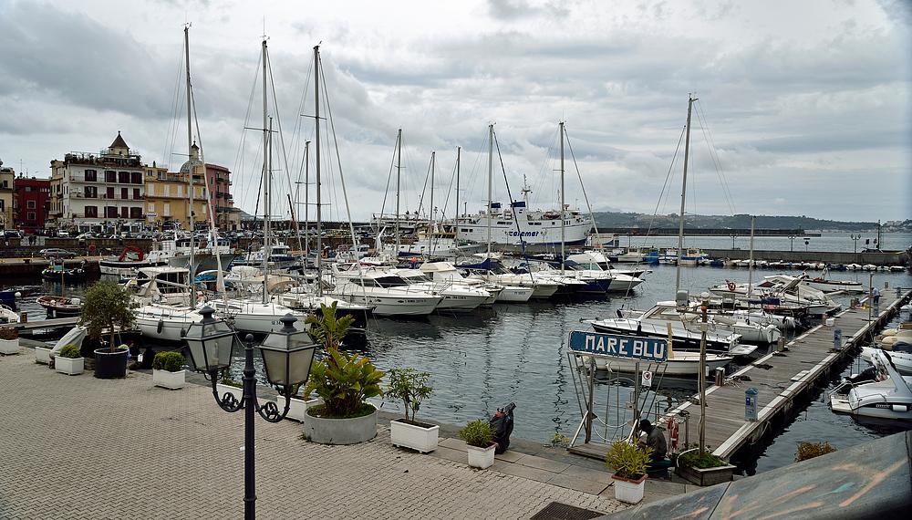 "Reiseziel: ""Insel Ischia"" Serie 1 Nr.5"