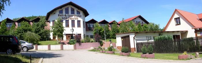 """Reit- und Sporthotel """"Nordmann"""""""