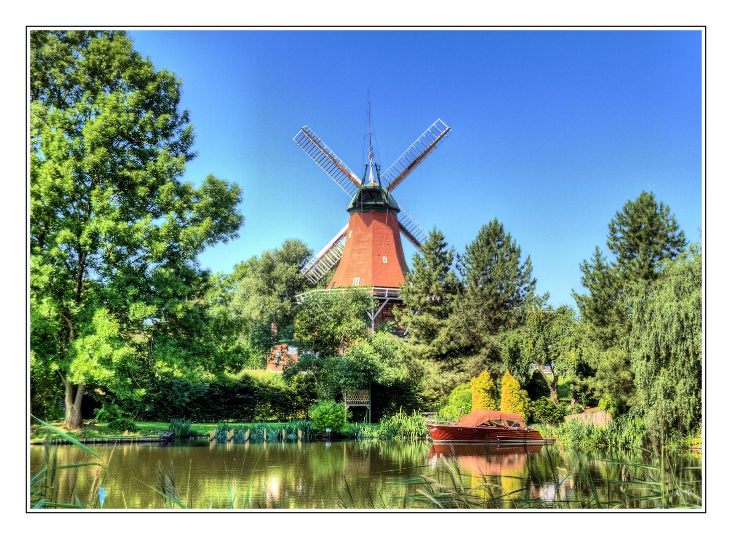 * Reitbrooker Mühle *