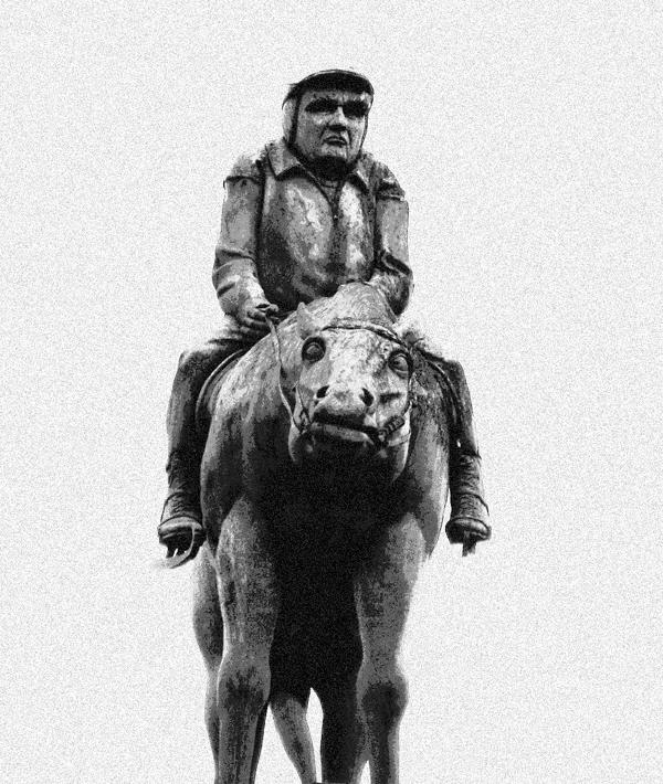 Reiter vom Bodensee