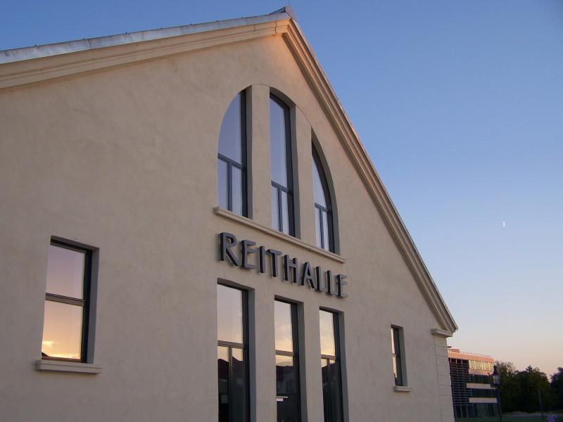 Reithalle Canrobert Rastatt