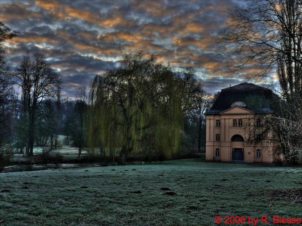 Reithaus in Weimar