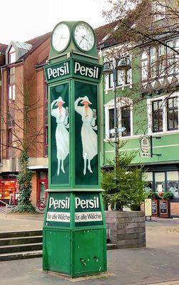 Reklame-Nostalgie in Solingen