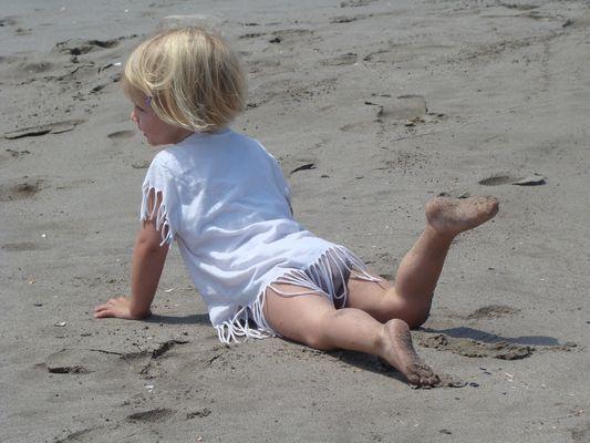 Relax sur la plage