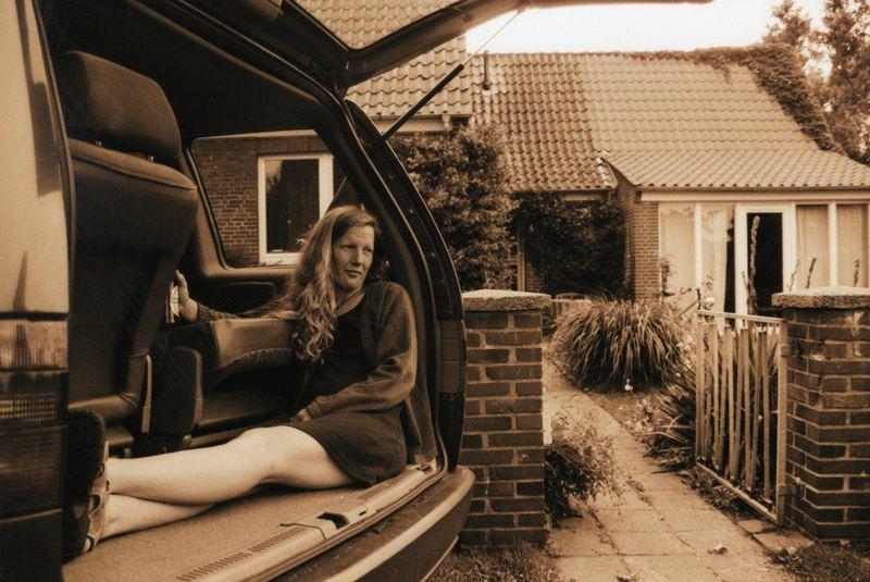 Relaxen im Auto