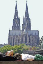 Relaxen in Köln !