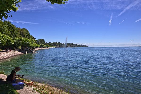 Relaxen in Konstanz