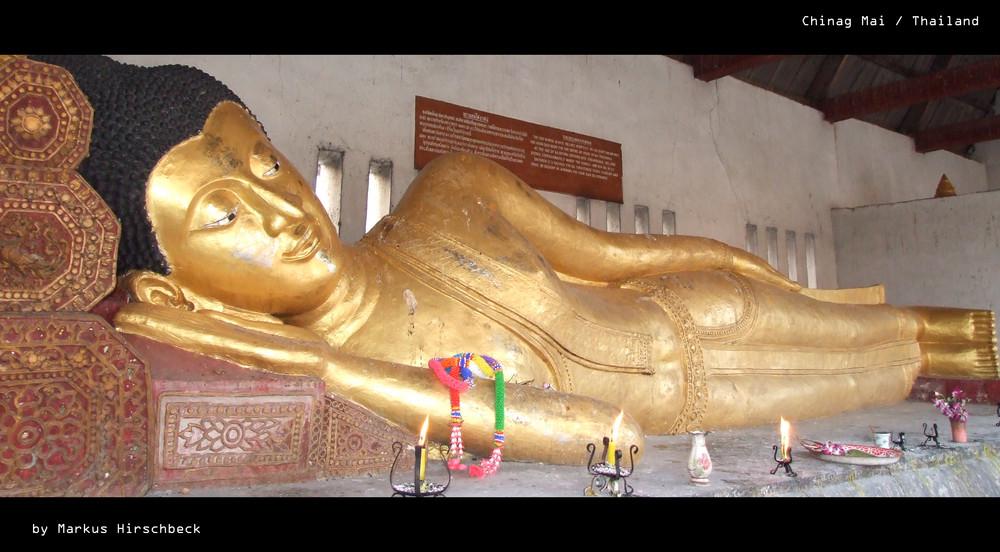 Relaxing Budda