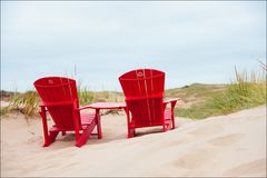 [ Relaxing on Prince Edward Island ]