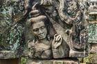 ...Relief am Baphuon Tempel...