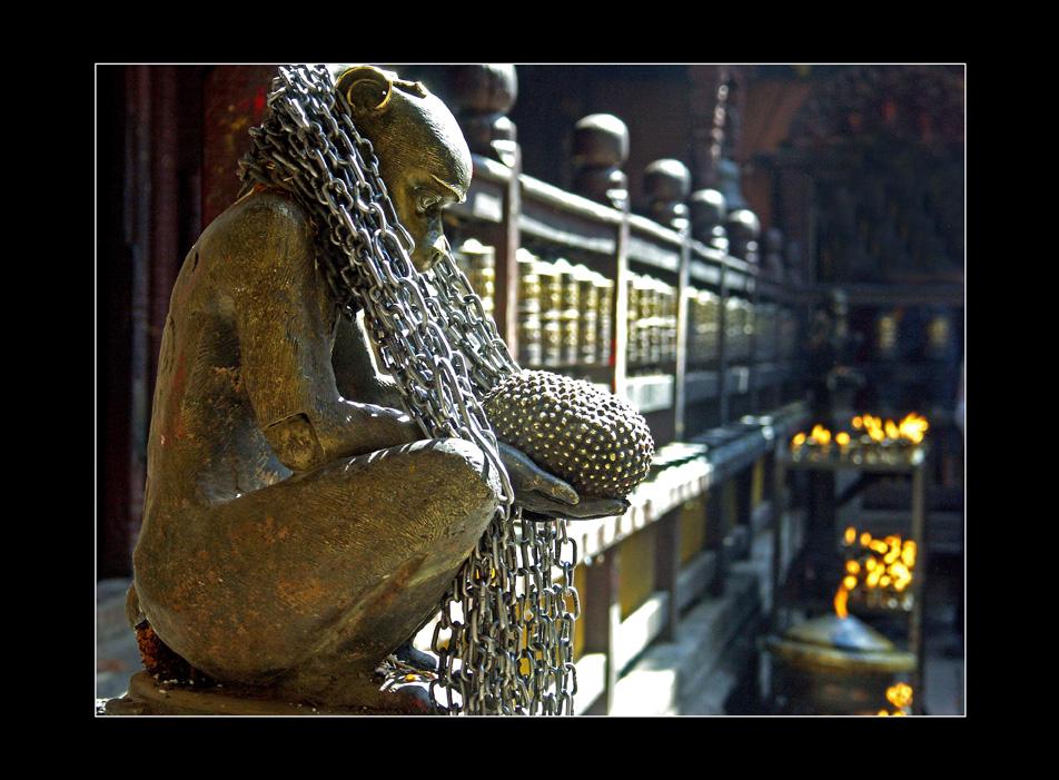 Religiöse Symbolik...