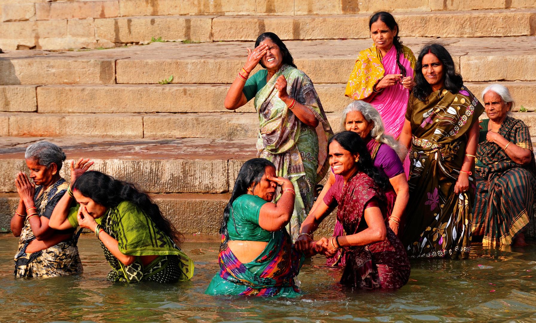 Religiosität in Varanasi