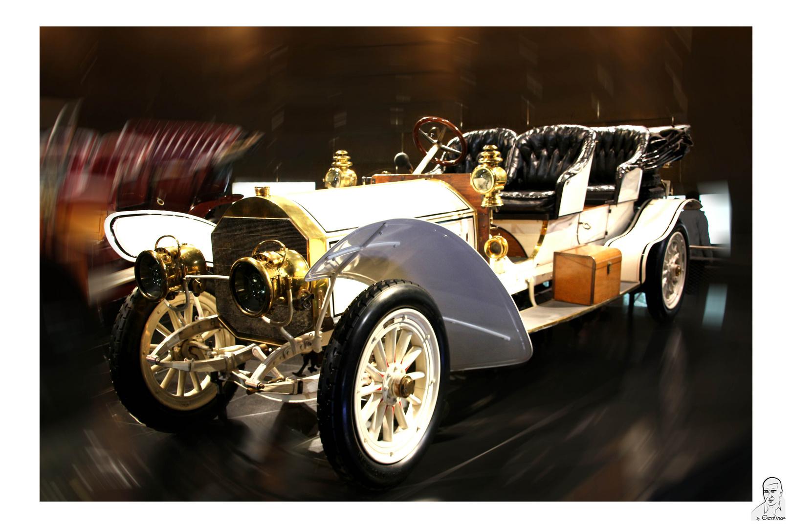 Reliquias Benz IV