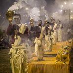 Reload: Ganga Aarti auf der Kumbh Mela 2013
