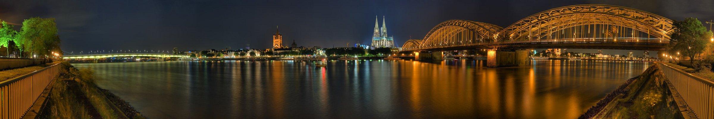*RELOAD* Köln Panorama DRI