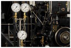 Reload, Zeche Nachtigall, Dampffördermaschine von 1887,
