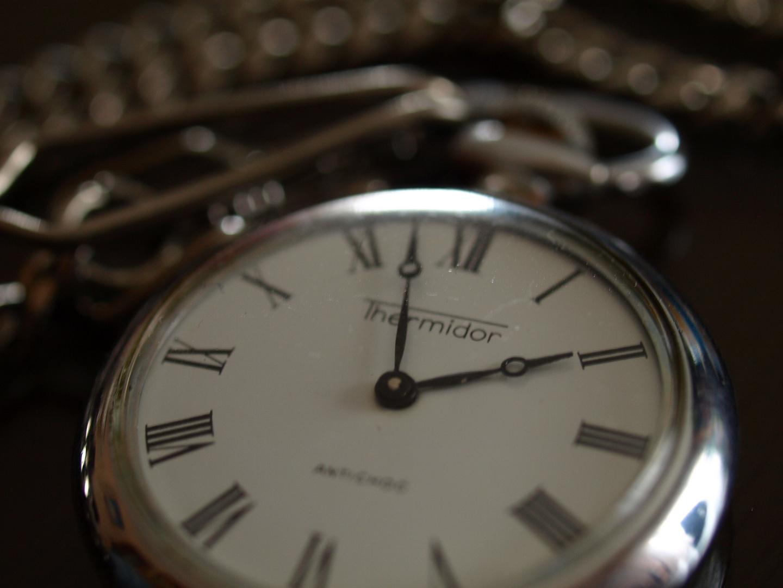 Reloj de mi abuelo