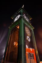 Reloj verde - Punta Arenas - Chile