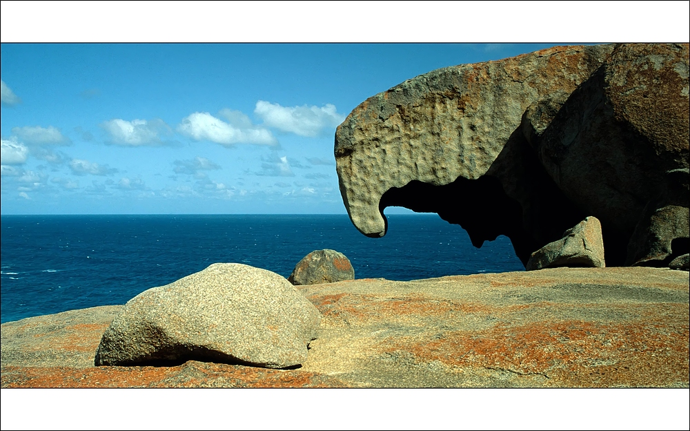 Remarkable Rocks • Kangaroo Island