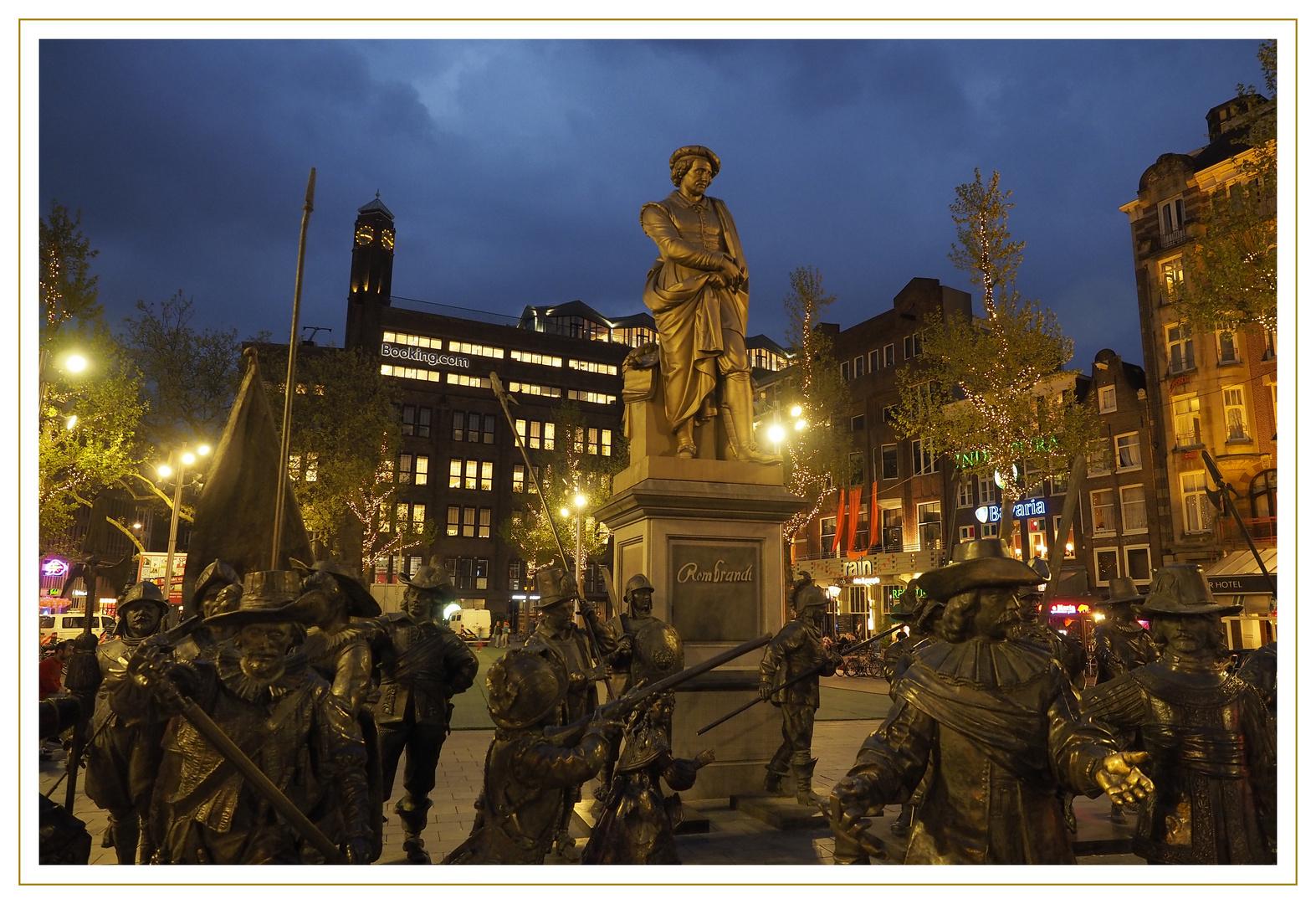 Rembrandt und seine Männer