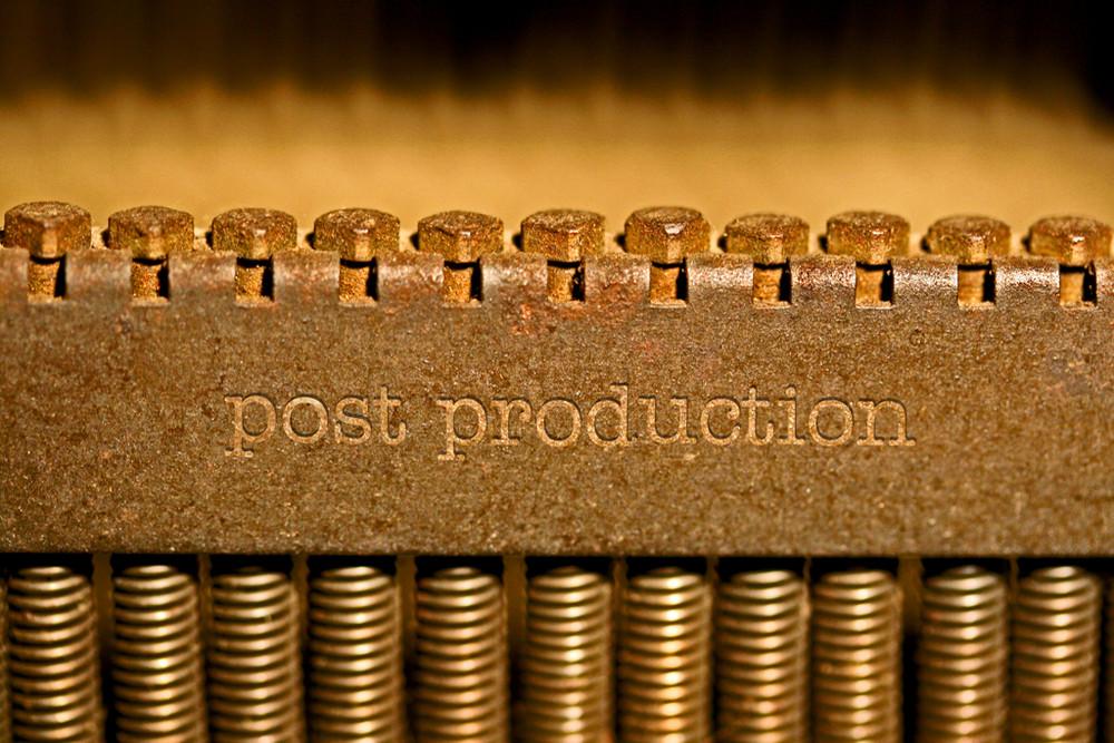 REMINGTON #1 - Post Production