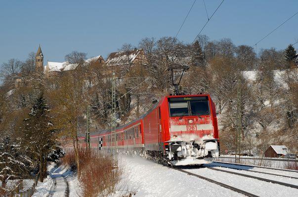 Remsbahn-Planverkehr 3