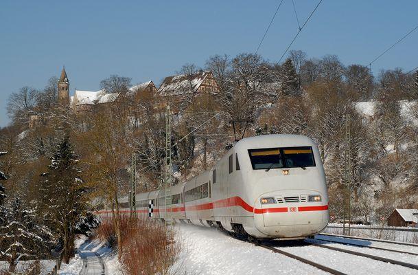 Remsbahn-Umleiter 3