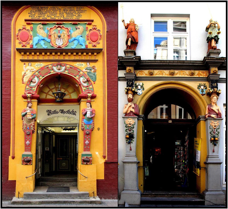 Renaissance in der reichen Stadt Lüneburg