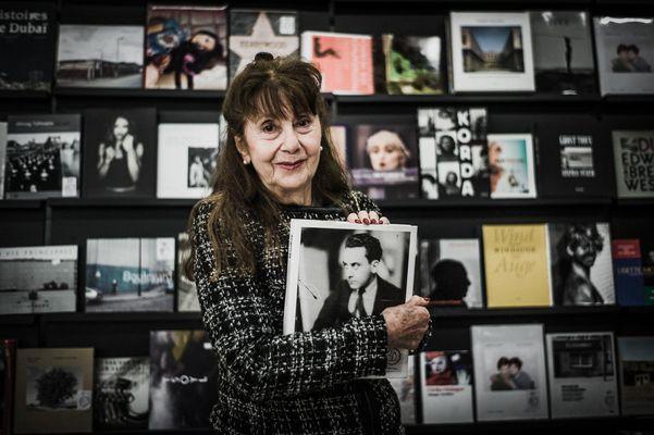 Renate Gruber. Kunstsammlerin und Gatting von Fritz L. Gruber im Photobook-Museum