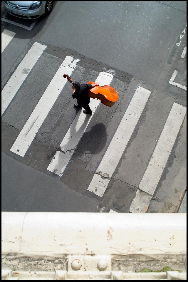 Renaud Garcia-Fons in Paris