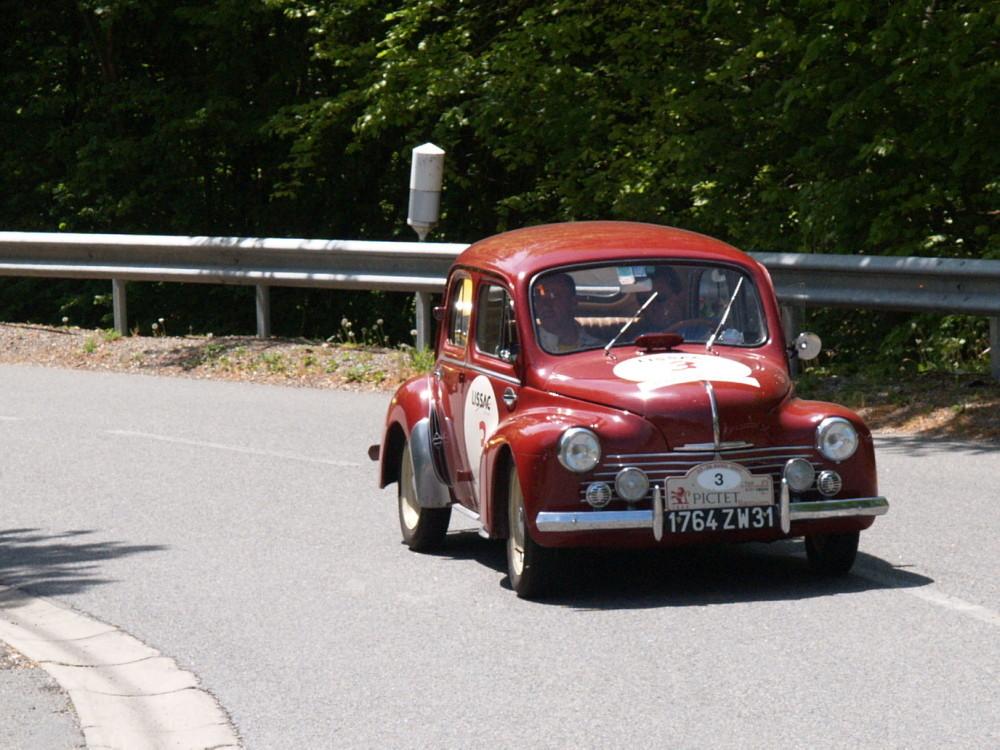 Renault 4CV Sport