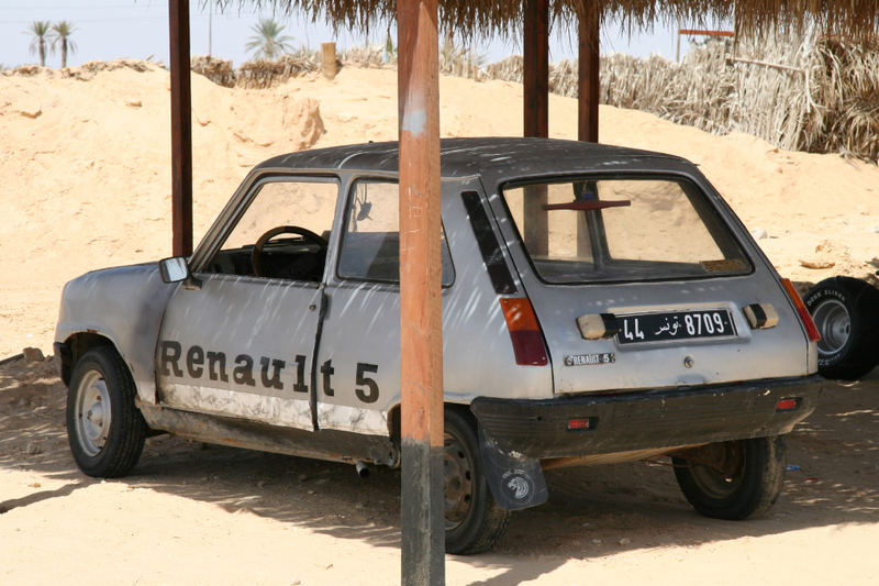 Renault 5 de collection