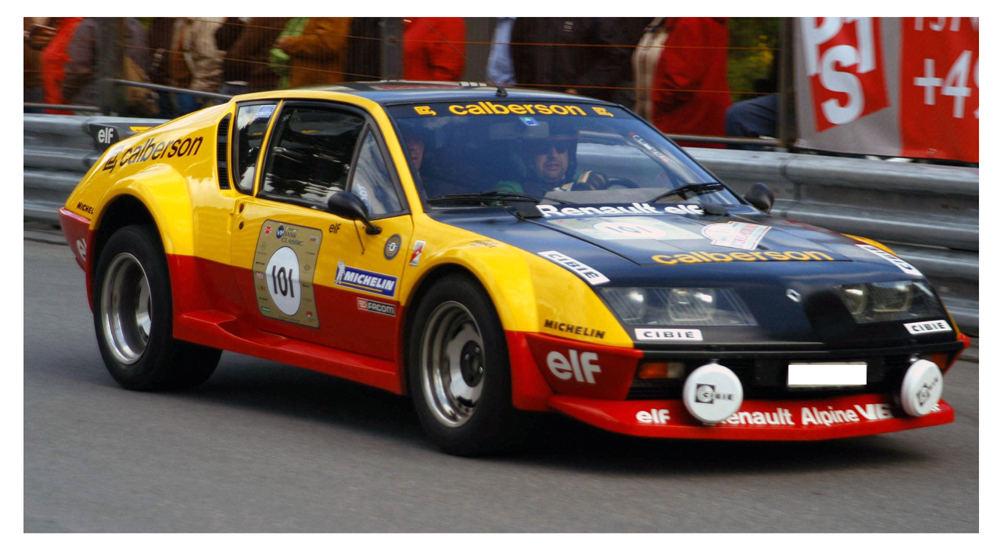 Renault Alpina 310 V 6