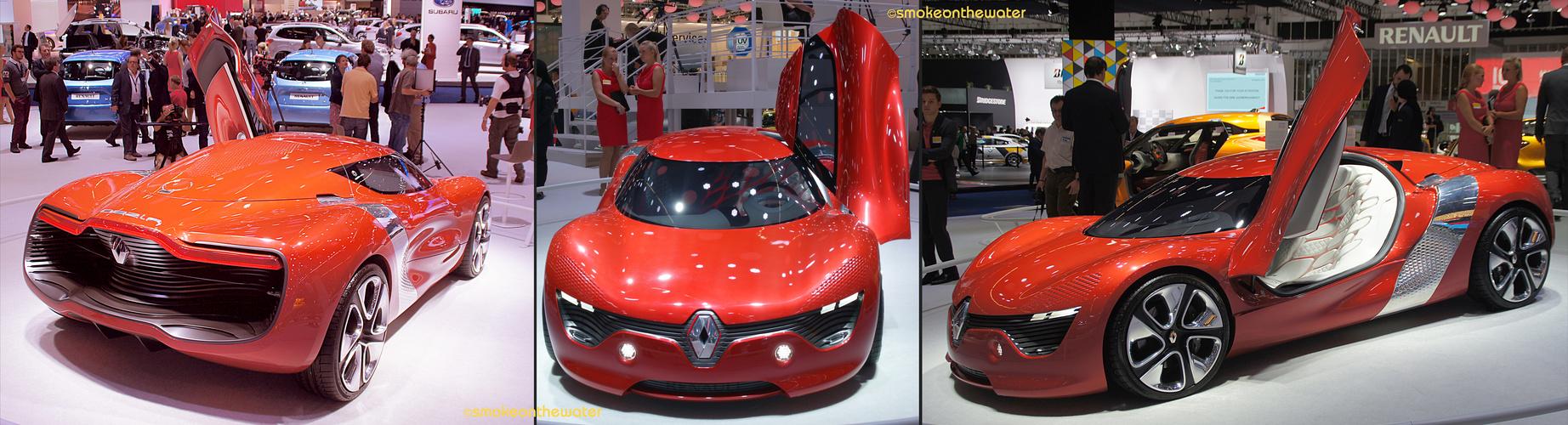 Renault DeZir Electro Concept